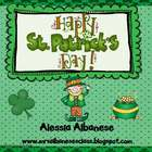 Happy St. Patrick&#039;s Day! Literacy and Math Activities
