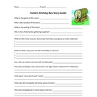 Harcourt Trophies 5th Grade Reading Story Guides Theme 4 in PDF