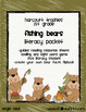 Harcourt Trophies &quot;Fishing Bears&quot; Liteacy Packet
