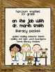 Harcourt Trophies &quot;On the Job with Dr. Smith&quot; Literacy Packet