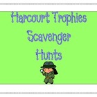 Harcourt Trophies Scavenger Hunts 2nd Grade