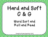 Hard and Soft C & G Activities
