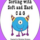 Hard and Soft g and c monster game