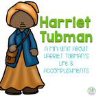 Harriet Tubman: A Craftivity
