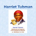 Harriet Tubman PPT