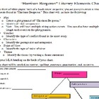 Harrison Bergeron Literary Elements Chart