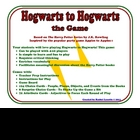 &quot;Harry Potter&quot; Hogwarts to Hogwarts, game similar to Apple