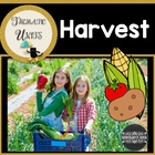 Harvest (Apples, Pumpkins & More):Thematic Common Core Cur