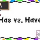 Has vs. Have!