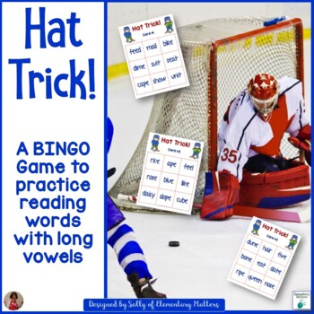 Hat Trick Long Vowels