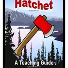 Hatchet     A Novel Teaching Pack