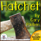 Hatchet Novel Unit Aligned with Common Core Standards!