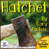 Hatchet Novel Study Unit ~ Common Core Standards Aligned!