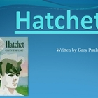 Hatchet PowerPoint by Gary Paulsen--Teaching Unit