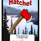 Hatchet     Whole Book Test