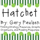 Hatchet by Gary Paulsen: Thinking Strategies for Character
