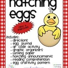 Hatching Eggs with your Class Mini Unit