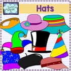 Hats clipart