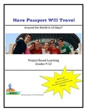 Have Passport Will Travel - Around the World in 14 Days?