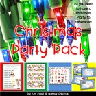 Have Yourself a Merry Little Christmas Party by Kim and Wendy