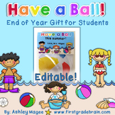 Have a Ball End of the Year Gift for Students