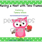 Having a Hoot with Tens Frames