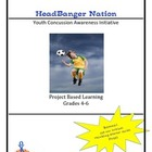 HeadBanger Nation - Youth Concussion Awareness Initiative