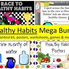 Healthy Habits Mega Bundle *Food Groups *Fitness ~ Over 10