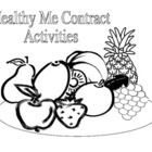 Healthy Me Contract Activities