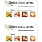 Healthy Snack Award