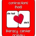 Heart Contractions (Had) Literacy Center
