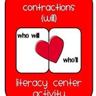 Heart Contractions (Will) Literacy Center
