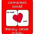 Heart Contractions (Would) Literacy Center