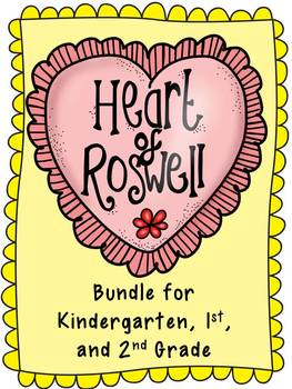 Heart of Roswell K-2 BUNDLE