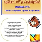 Heart of a Champion by Carl Deuker: Skill Activities, Prom