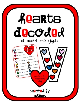 Hearts Decoded-All About Me Glyph