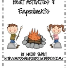 Heat Activities and Experiments