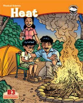 Heat Student Science Reader