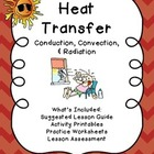 Heat Transfer Activity: Conduction, Convection, and Radiation