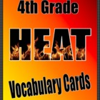 Heat Vocabulary Cards