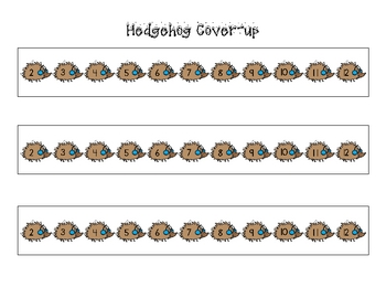 Hedgehog Cover-up