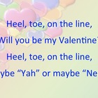 Heel, Toe, On the Line