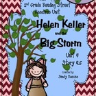 Helen Keller and the Big Storm 2nd Grade Reading Street CCSS