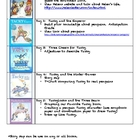 Helen Lester Tacky Author Study