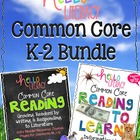 Hello Common Core Reading BUNDLE: RL &amp; RIT Packs {K-2}