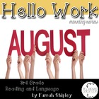 Hello Work--3rd Grade Reading and Language