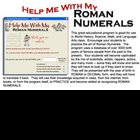 Help Me With My Roman Numerlas