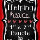 Helping Hearts - 1st and 2nd Grade Bundle