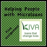 "Economics Enrichment- ""Kiva: Helping People With Microloans"""