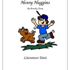 Henry Huggins Literature Unit